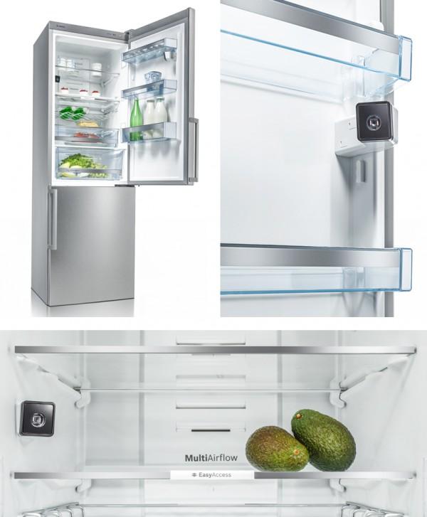 Refrigérateur connecté