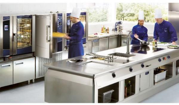 electrolux cuisine professionnelle